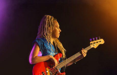 Alaina Reed - Bass